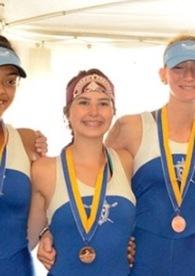 Jessica Thomas's Women's Rowing Recruiting Profile