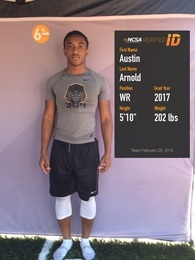 Austin Arnold's Football Recruiting Profile