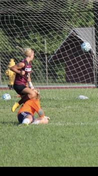 Hannah Rose's Women's Soccer Recruiting Profile
