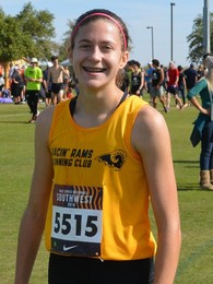 Kasey Klocek's Women's Track Recruiting Profile