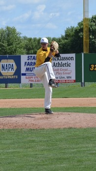 Hunter Sehr's Baseball Recruiting Profile