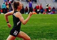 Jordan Burnett's Women's Track Recruiting Profile
