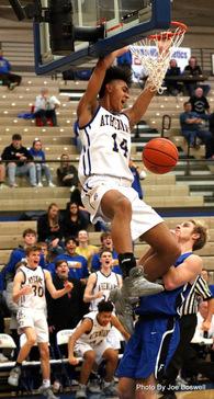 Jesse Johnson-Hall's Men's Basketball Recruiting Profile
