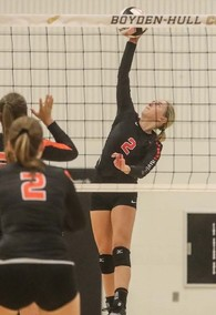 Makenna Arends's Women's Volleyball Recruiting Profile