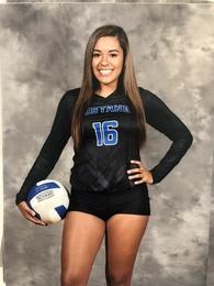 Reagan Mills's Women's Volleyball Recruiting Profile