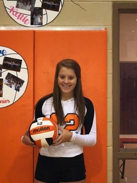 Megan O'Neal's Women's Volleyball Recruiting Profile
