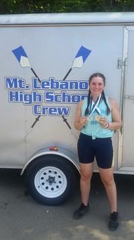 Mia Agostinelli's Women's Rowing Recruiting Profile