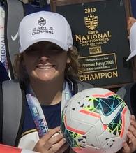Toni Fiocco-Mizer's Women's Soccer Recruiting Profile