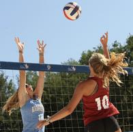 Sara Hall's Women's Beach Volleyball Recruiting Profile