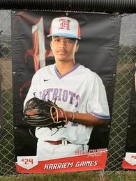 Karriem Ali Gaines's Baseball Recruiting Profile