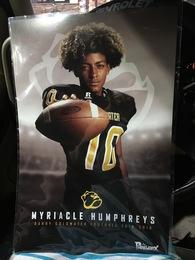 Myriacle Humphreys's Football Recruiting Profile