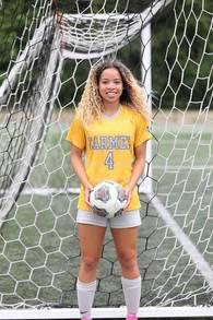 Saliyah Brady's Women's Soccer Recruiting Profile