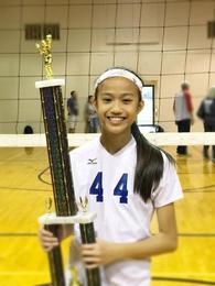 Luciana Chuong's Women's Volleyball Recruiting Profile