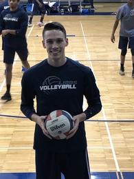 Greg Geake's Men's Volleyball Recruiting Profile