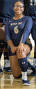 Abria Ausbon Women's Volleyball Recruiting Profile