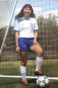 Mileva Garcia's Women's Soccer Recruiting Profile