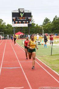 Amaryah White's Women's Track Recruiting Profile