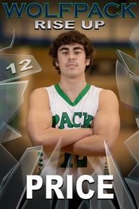 Weston Price's Men's Basketball Recruiting Profile