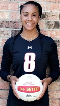 Camryn McGriff's Women's Volleyball Recruiting Profile