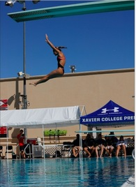 Mackenna Stocker's Women's Diving Recruiting Profile