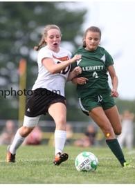 Leah Maheux  #4's Women's Soccer Recruiting Profile