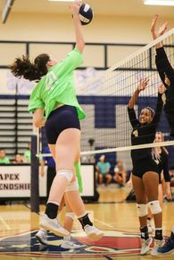 CAROLINE (Quinn) GAYLE's Women's Volleyball Recruiting Profile
