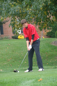 Dominic Stevens's Men's Golf Recruiting Profile