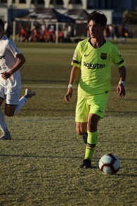 Amin Sidialicherif's Men's Soccer Recruiting Profile