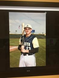 Adrian Orozco's Baseball Recruiting Profile