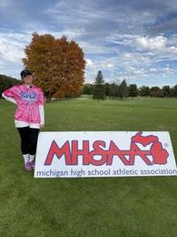 Sara Hirn-Haupt's Women's Golf Recruiting Profile