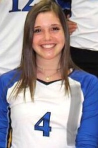 Emily Arensberg's Women's Volleyball Recruiting Profile