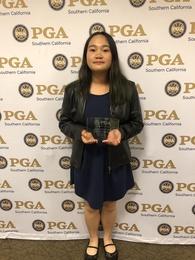 Alina Le's Women's Golf Recruiting Profile