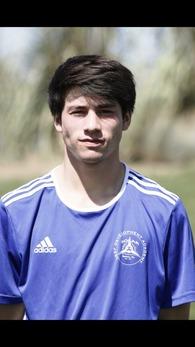Samuel Coad's Men's Soccer Recruiting Profile