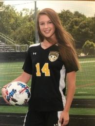 Kayla Alexander's Women's Soccer Recruiting Profile