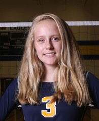 Stephanie Carson's Women's Volleyball Recruiting Profile