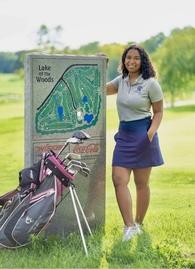 Alissa Simmons's Women's Golf Recruiting Profile