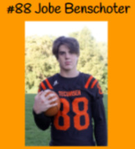 Jobe Benschoter's Football Recruiting Profile