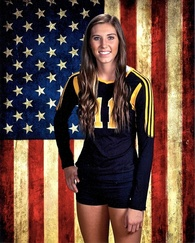 Danielle Pennington's Women's Volleyball Recruiting Profile