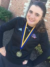 Megan Bristow's Women's Golf Recruiting Profile