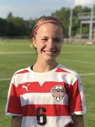 Alicia Otman's Women's Soccer Recruiting Profile