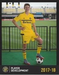 Hayden Garland's Men's Soccer Recruiting Profile