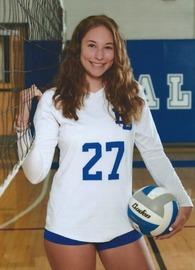 Tori Schrader's Women's Volleyball Recruiting Profile