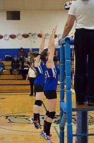 Jaelee Strangford's Women's Volleyball Recruiting Profile