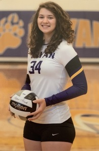 Abigail Fernihough's Women's Volleyball Recruiting Profile
