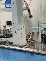 Megan McKinney's Women's Diving Recruiting Profile