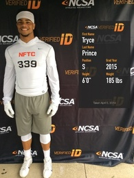 Tryce Prince's Football Recruiting Profile