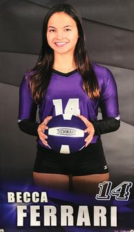 Rebecca (Becca) Ferrari's Women's Volleyball Recruiting Profile