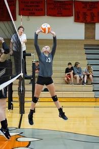 Karissa Johnston's Women's Volleyball Recruiting Profile