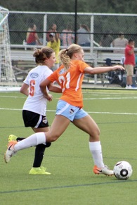 Heather Shaw's Women's Soccer Recruiting Profile