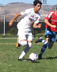 Brendyn Ponce's Men's Soccer Recruiting Profile